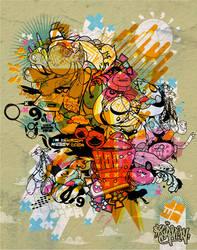 FaceBash by Jawa-Tron