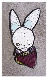 Fashion Gangsta Bunny