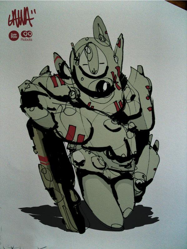 Tonal Sketch 04 by Jawa-Tron