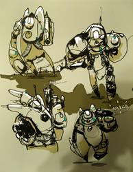 Sketch Book Page 01 by Jawa-Tron