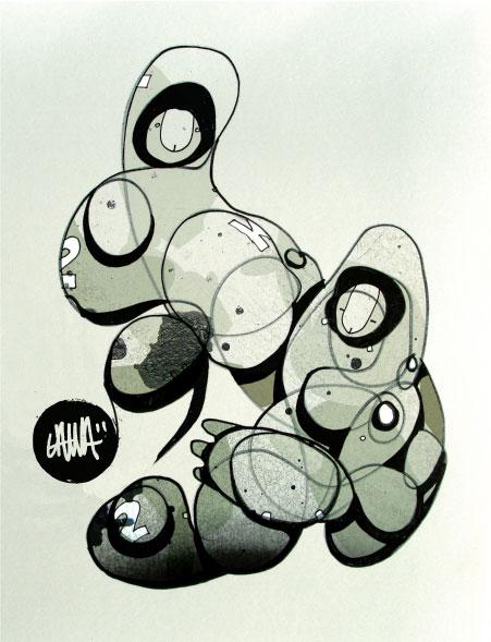 Dos Amigos by Jawa-Tron