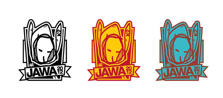 2012 Jawa Stickers by Jawa-Tron