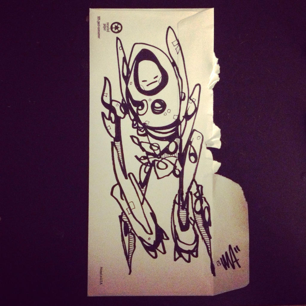 Been Sketchin 03 by Jawa-Tron