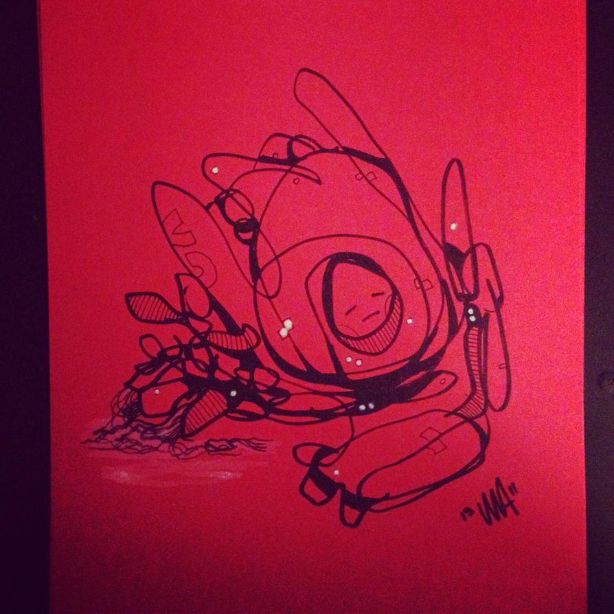 Been Sketchin 05 by Jawa-Tron