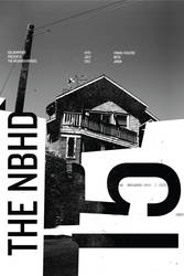 The NBHD Gig Poster