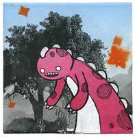 Jawa's Dino Distress by Jawa-Tron