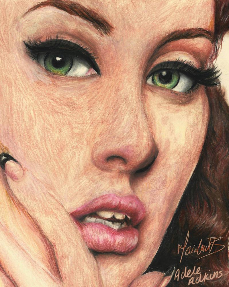 Adele by JaidenIV