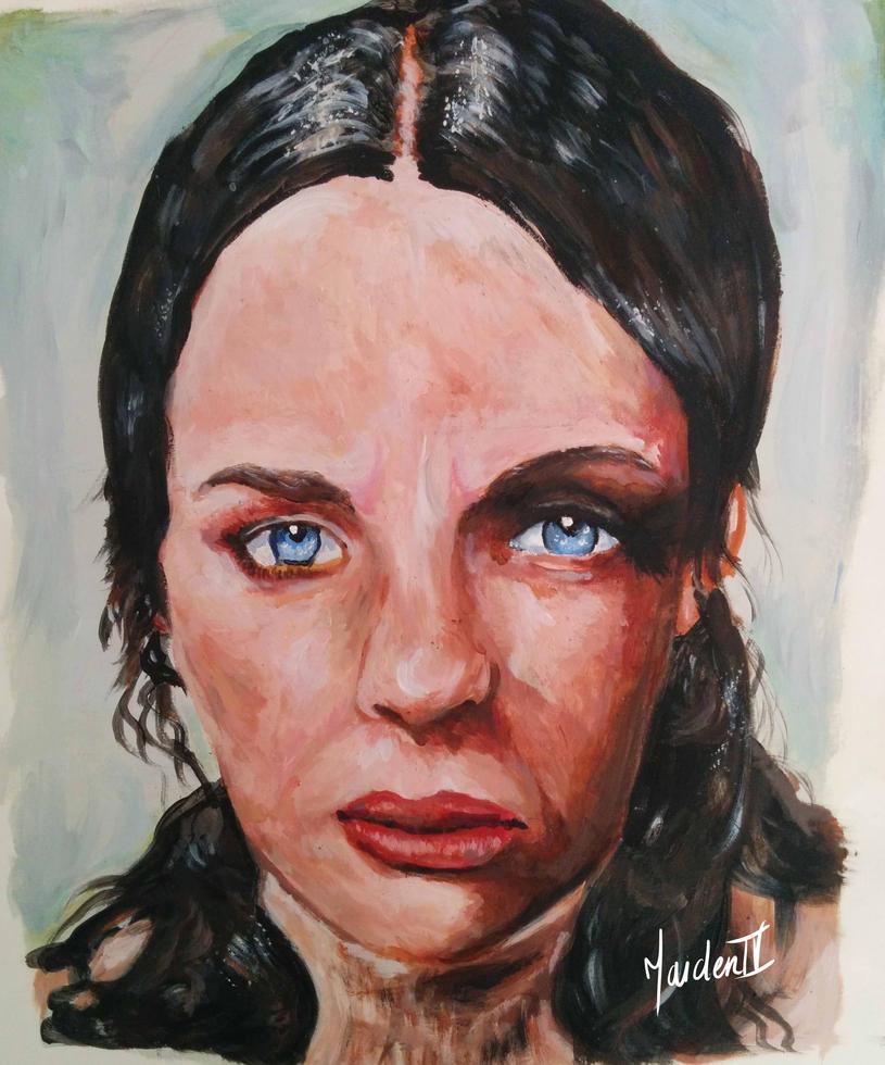 Leslie by JaidenIV