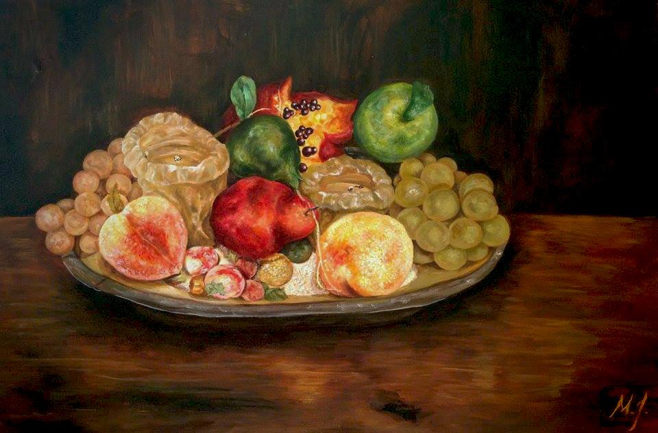 Fruit Platter by JaidenIV