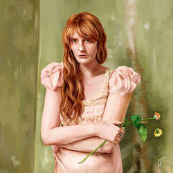 Florence Welch - High as Hope