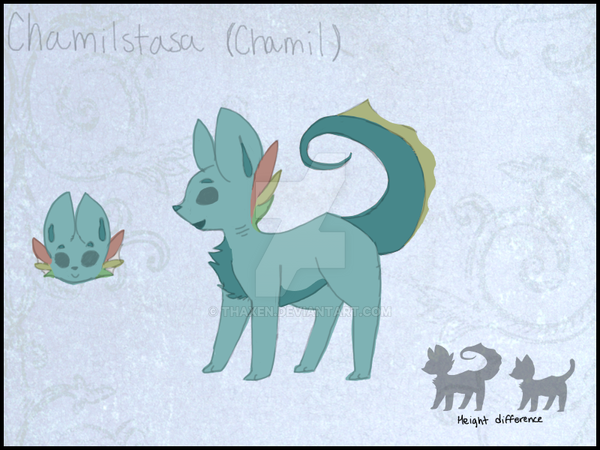 Chamilstasa Reference Sheet [Species] by Thaxen