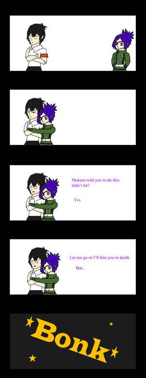 Hibari's mistake part 1