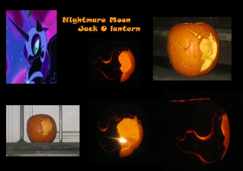how to end the pumpkin moon