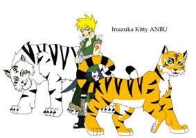 Naruto OC ANBU