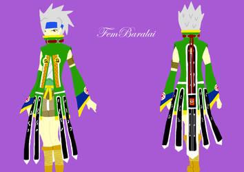 Female Baralai template