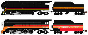 Lionel MPC Streamlined Northerns