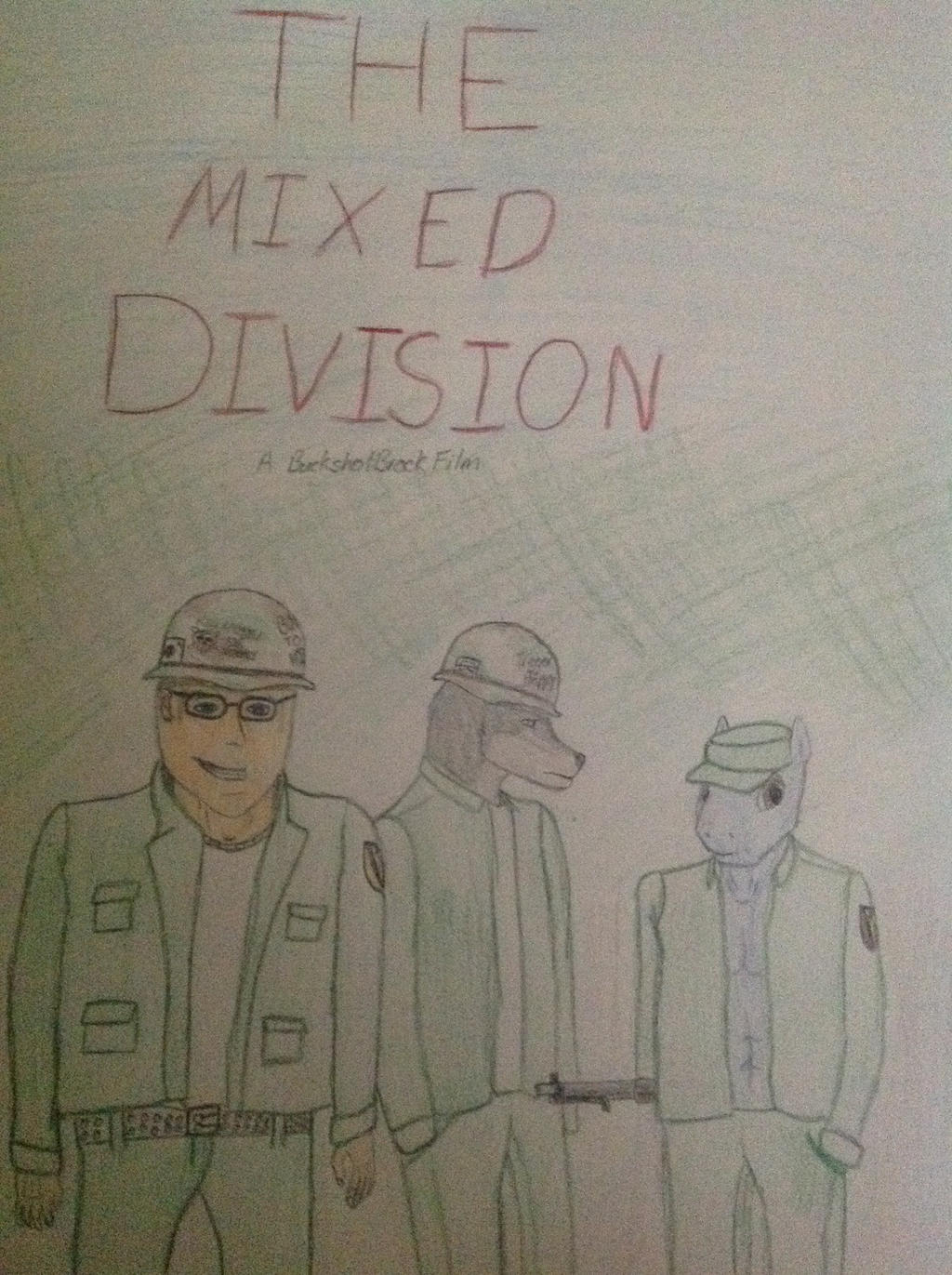 The Mixed Division by BuckshotBrock