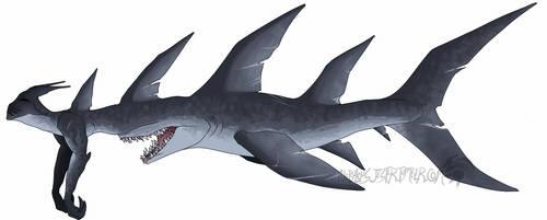 Shark Mer by NebulousStudio