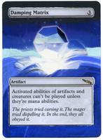 MTGaltered card-Damping Matrix by mmmedo