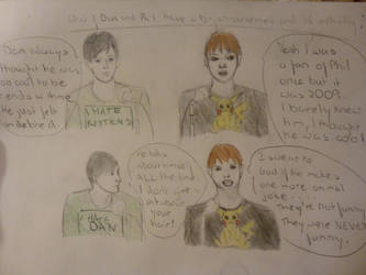 Dan and Phil's big annoncement.... by oilslick89