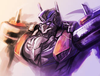 optimusprime by simonori
