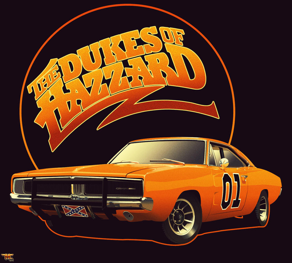 Dukes of Hazzard General Lee Wallpaper The Dukes General Lee by