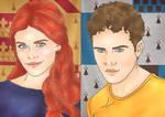 Ron and Hermione's children