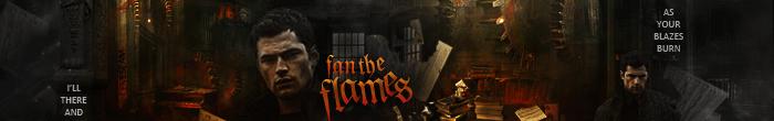 Fan The Flames by cartooneyes