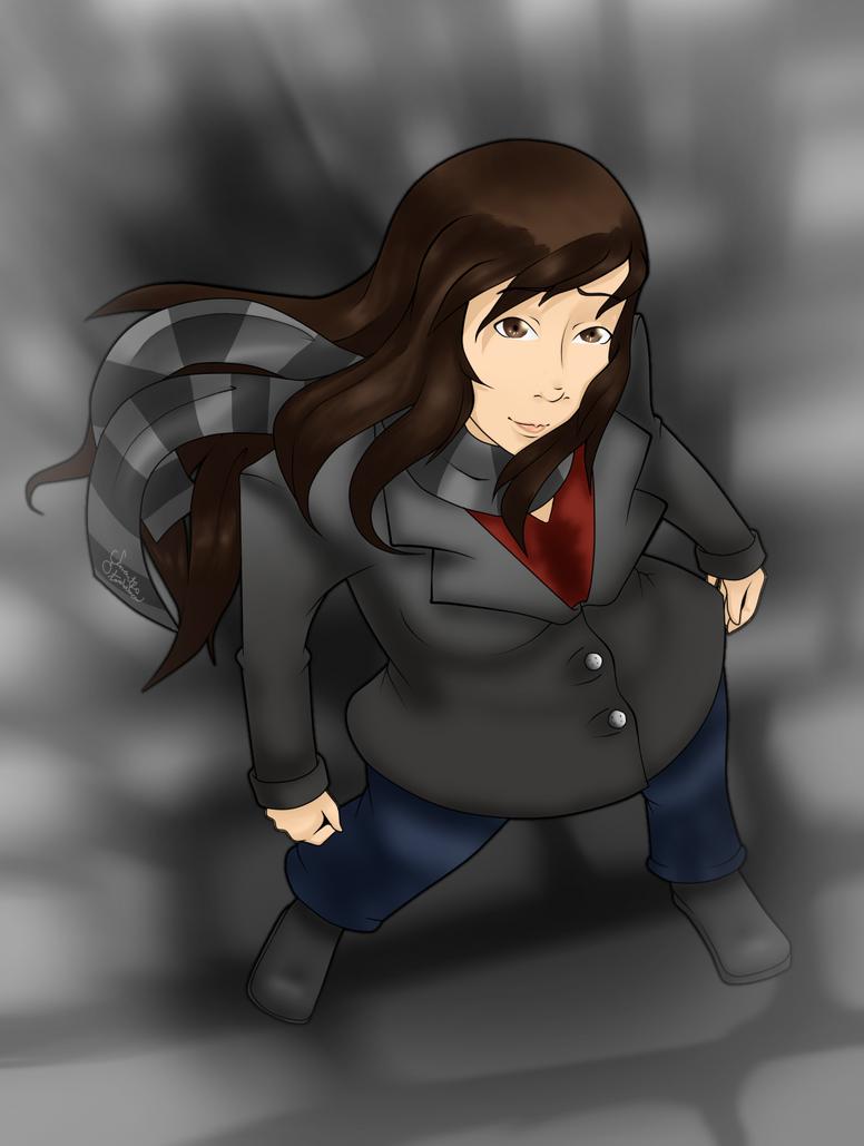 Protagonist! by tdgART