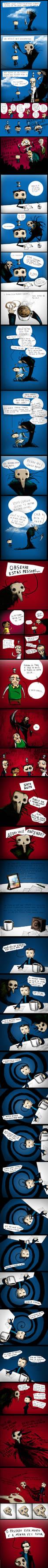 Quadrinhos Psicoticos - Completo