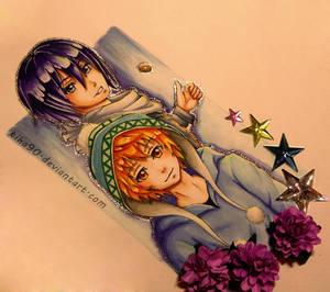 [Prize Art] Noragami: Yato and Yukine