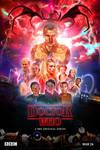 Doctor Who - Stranger Things 2 Inspired Poster