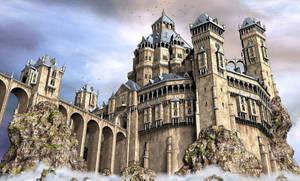 Old Castle by e-designer