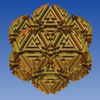 Golden triangles by e-designer