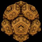 Mandelbulb Icosahedron