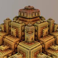 Virtual City by e-designer