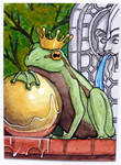 Frog King ATC
