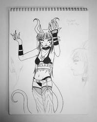 Magical Sketchbook 2 - Esolaie