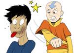 Aang vs. Shaymalan