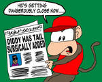 Diddy worries Diddy