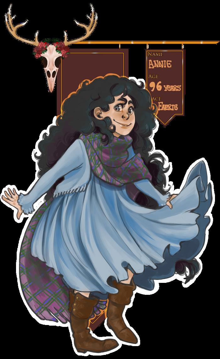 Annie App by WhimsyWanda