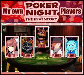 Poker Night at the Multiverse by JustaRandomGourgeist