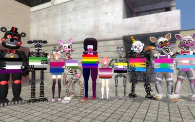 Pride Month 2019 by JustaRandomGourgeist