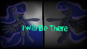 MLP) I will be there