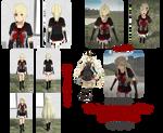 Yandere Simulator- Vocaloid Mayu Skin