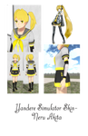 Yandere Simulator- Neru Akita Skin