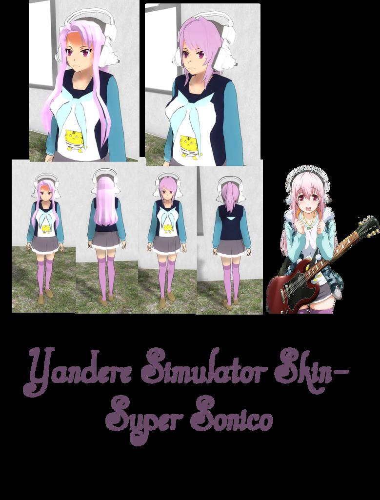 Yandere Simulator- Izumi Akazawa Skin by