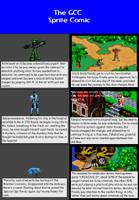 The GCC Sprite Comic 349 Epilogue Part 7 by Godzilla90sTK