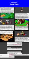 The GCC Sprite Comic 350 Epilogue Part 8 by Godzilla90sTK