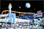 Amusement Park on the Moon